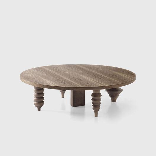 Multileg Low Table, Wood