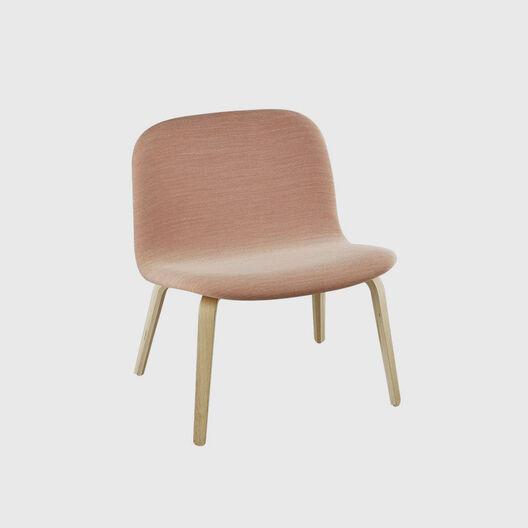 Visu Lounge Chair, Upholstered
