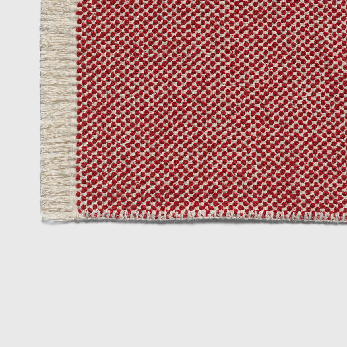 Dotto Blanket, Red