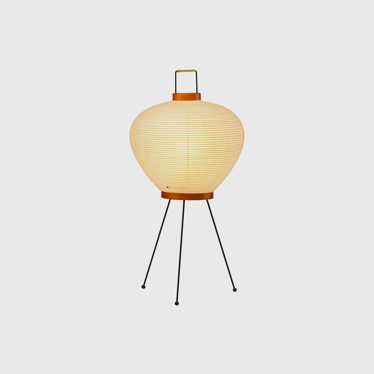 Akari 3A Table Lamp, On