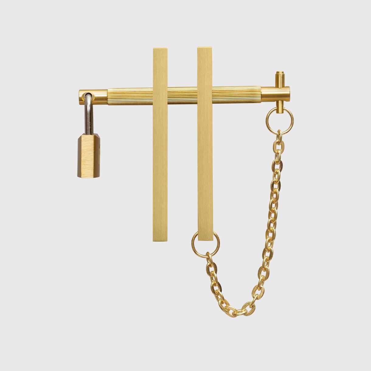 Precious Bar, Brass