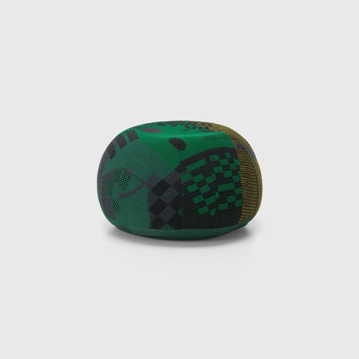 Bovist Ottoman, Dark Green