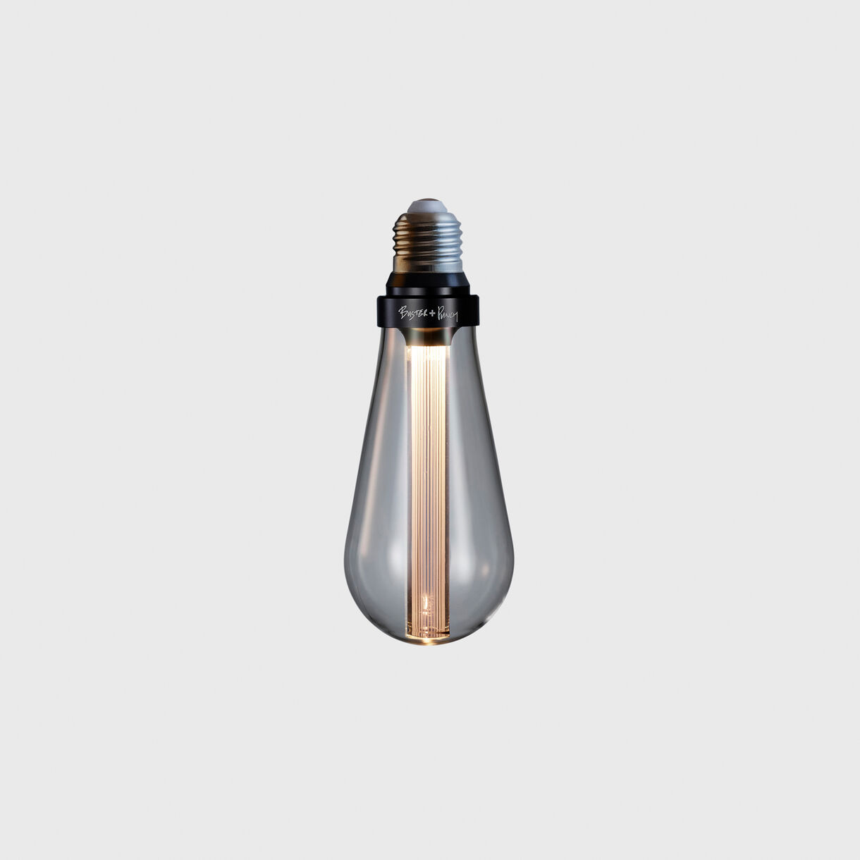 Buster Bulb, E27, Crystal - Illuminated