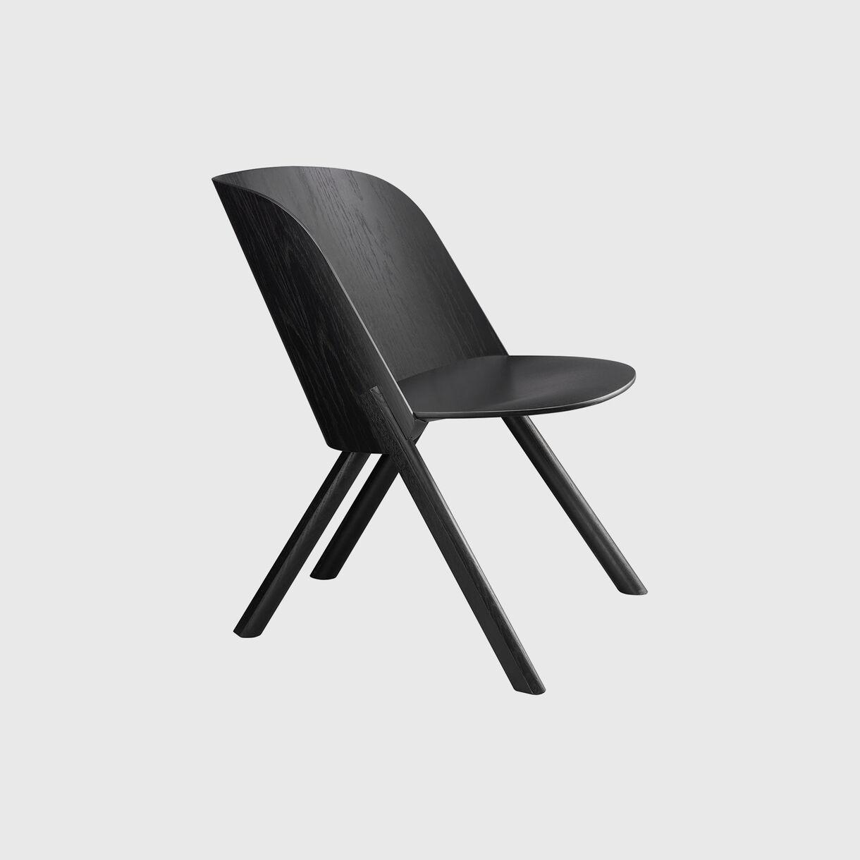 That Lounge Chair, Jet Black