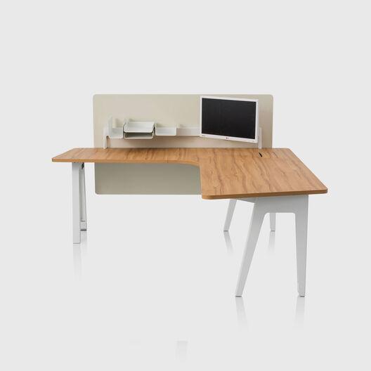 Optimis Desking System