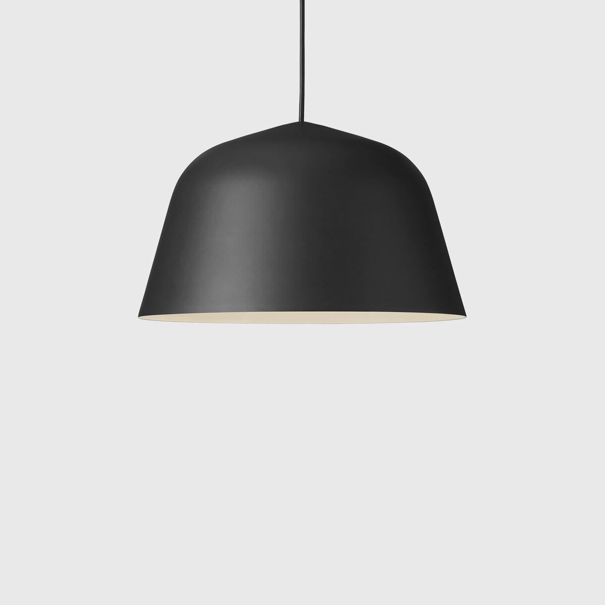Ambit Pendant Lamp, Large, Black