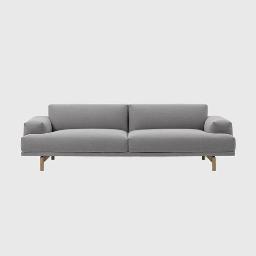 Compose Sofa, 3 Seater