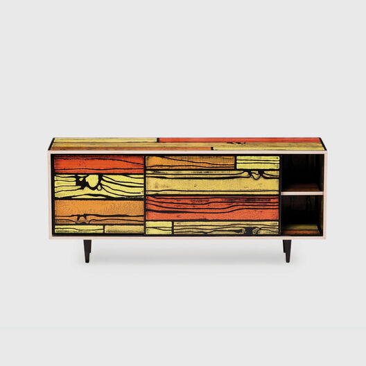 Wrongwoods Low Cabinet