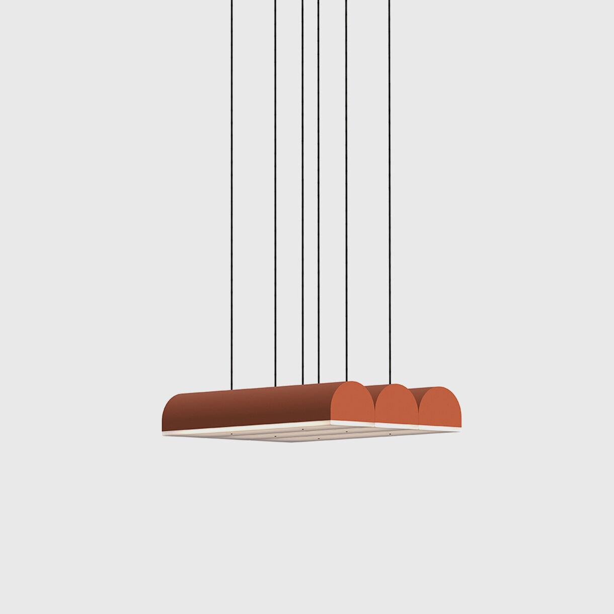 Hutchison 03 Pendant Lamp, Terracotta
