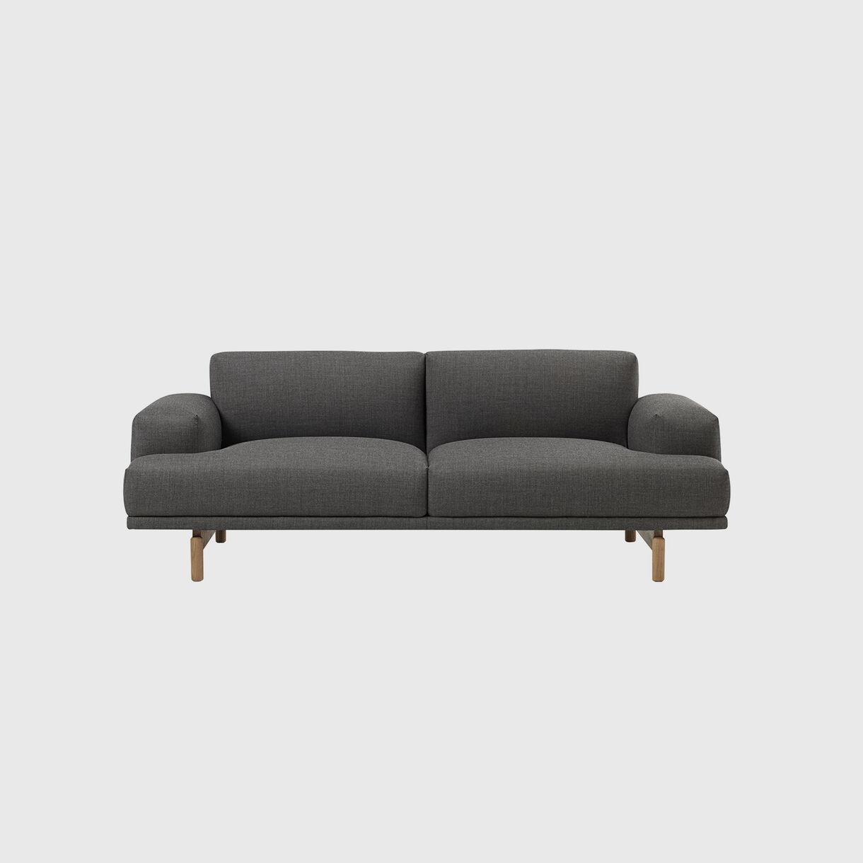 Compose Sofa, 2 Seater, Remix 163