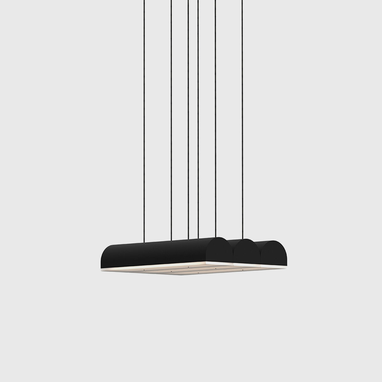 Hutchison 03 Pendant Lamp, Black