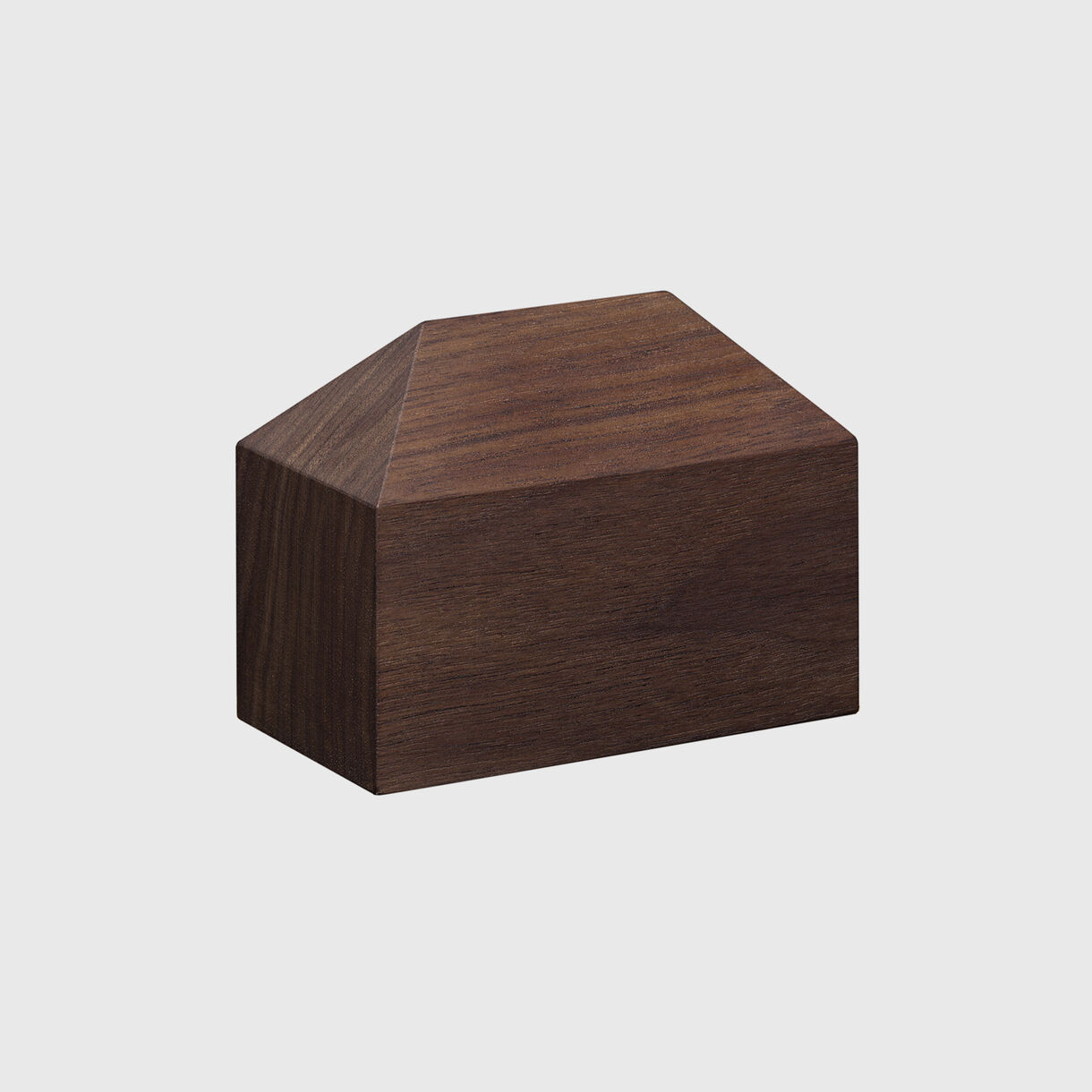 Haus Paper Weight, Hipped, European Walnut