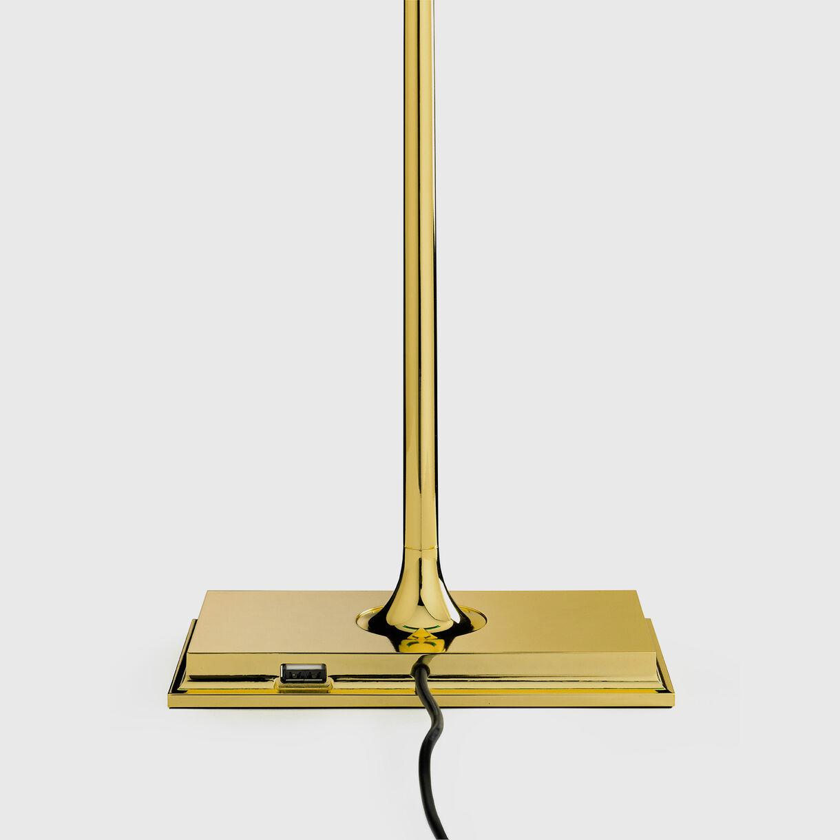 Goldman Table Lamp, Green