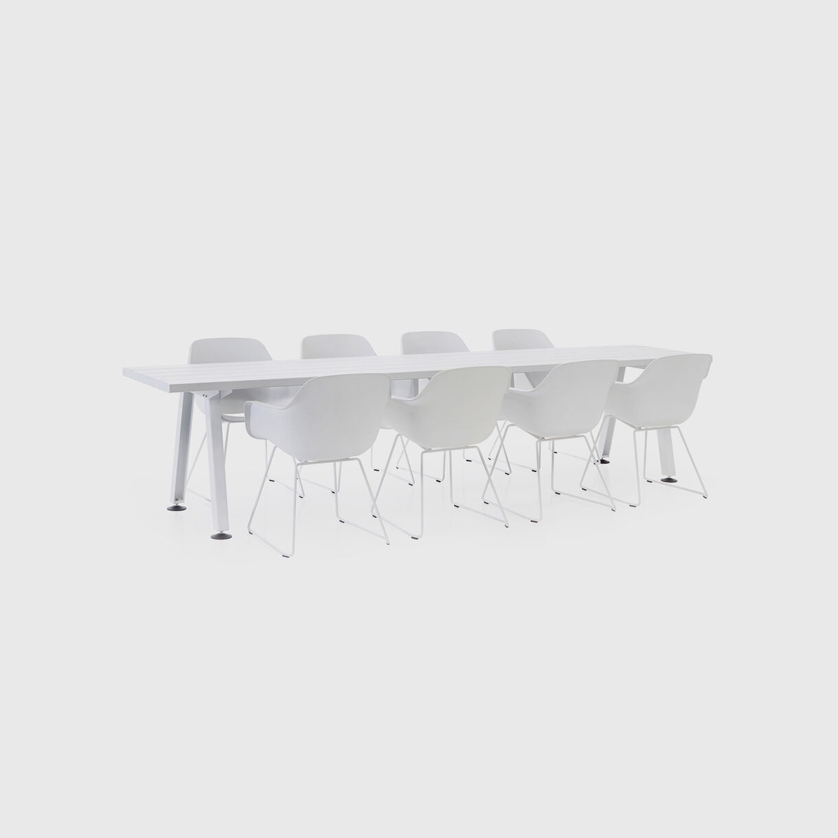 Marina Table & Captains Chairs
