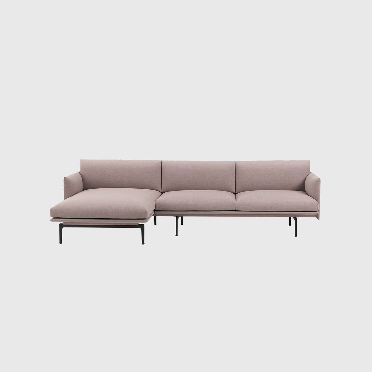 Outline Sofa with Chaise