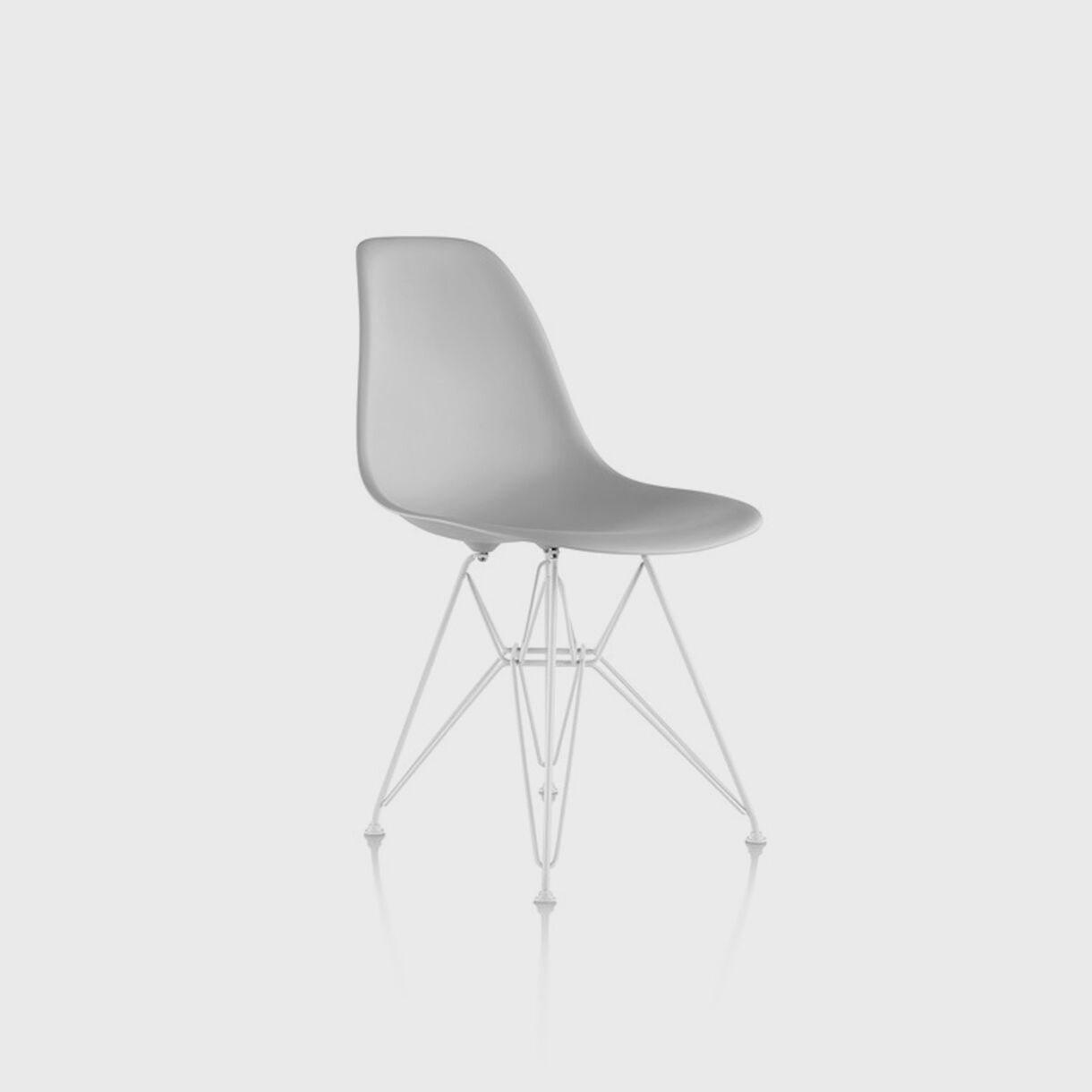 Eames Moulded Plastic Side Chair