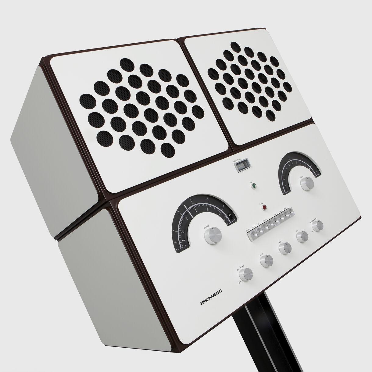 Radiofonografo, White