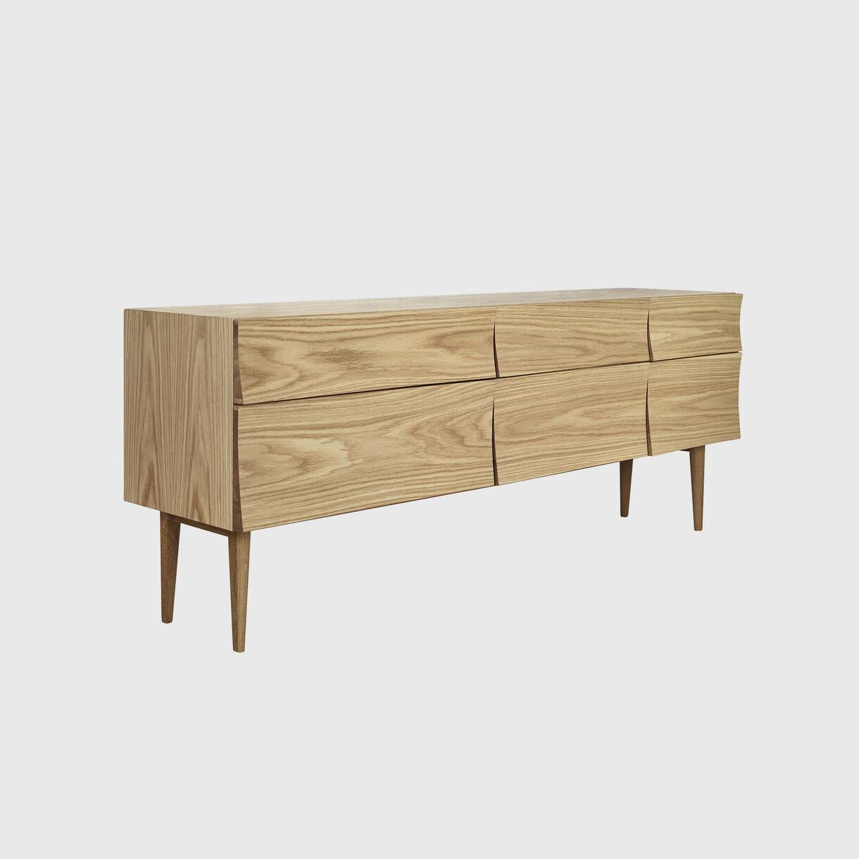 Reflect Sideboard Large, Oak