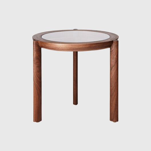 Spoke Side Table