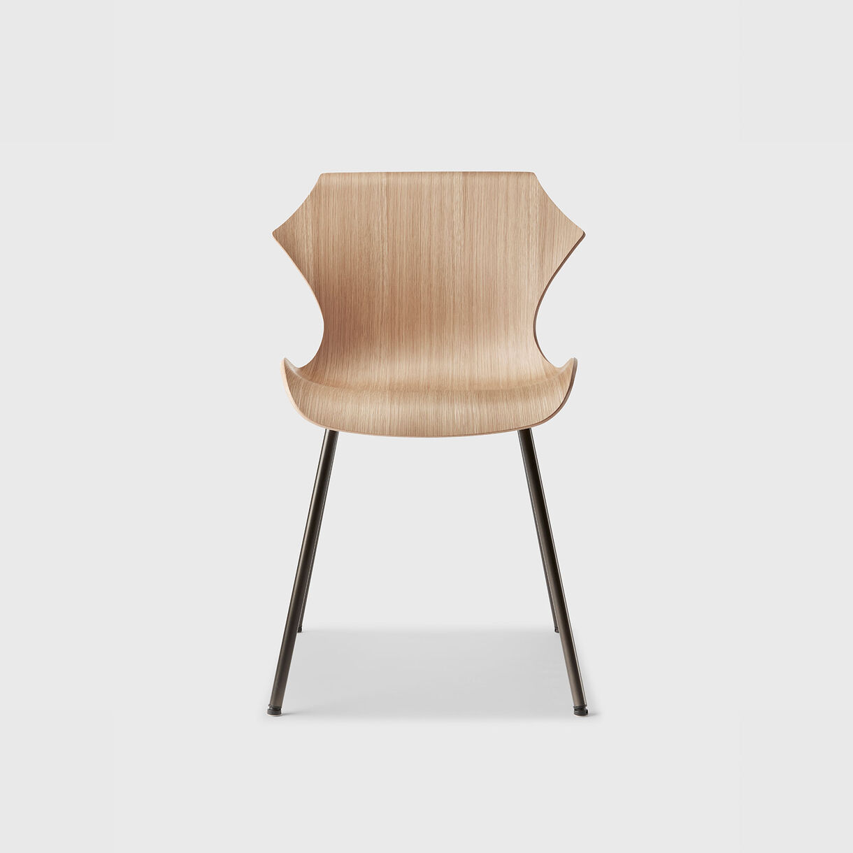 Petal Chair, Raw Oak