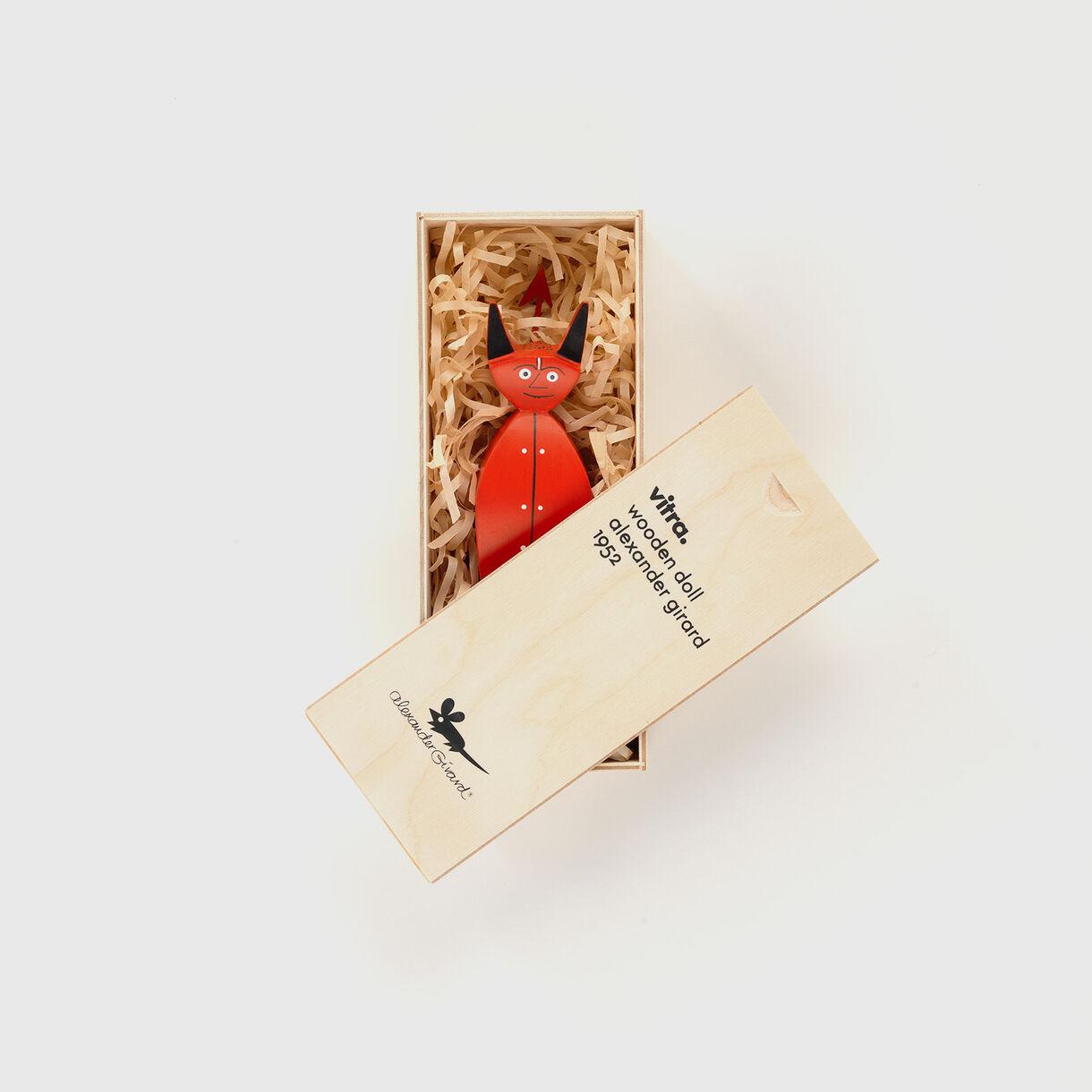 Wooden Doll, Little Devil