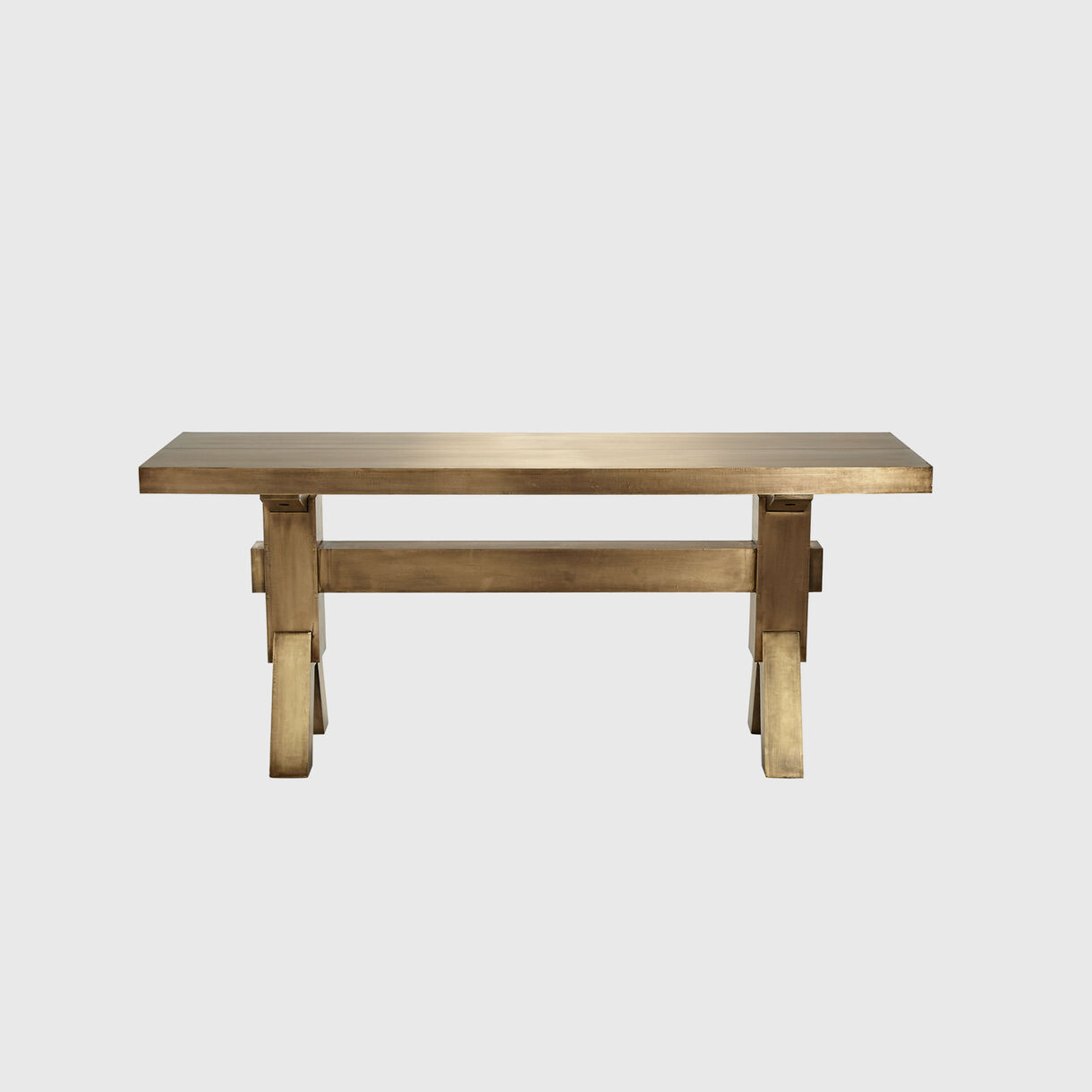 Mass Console Table, Front