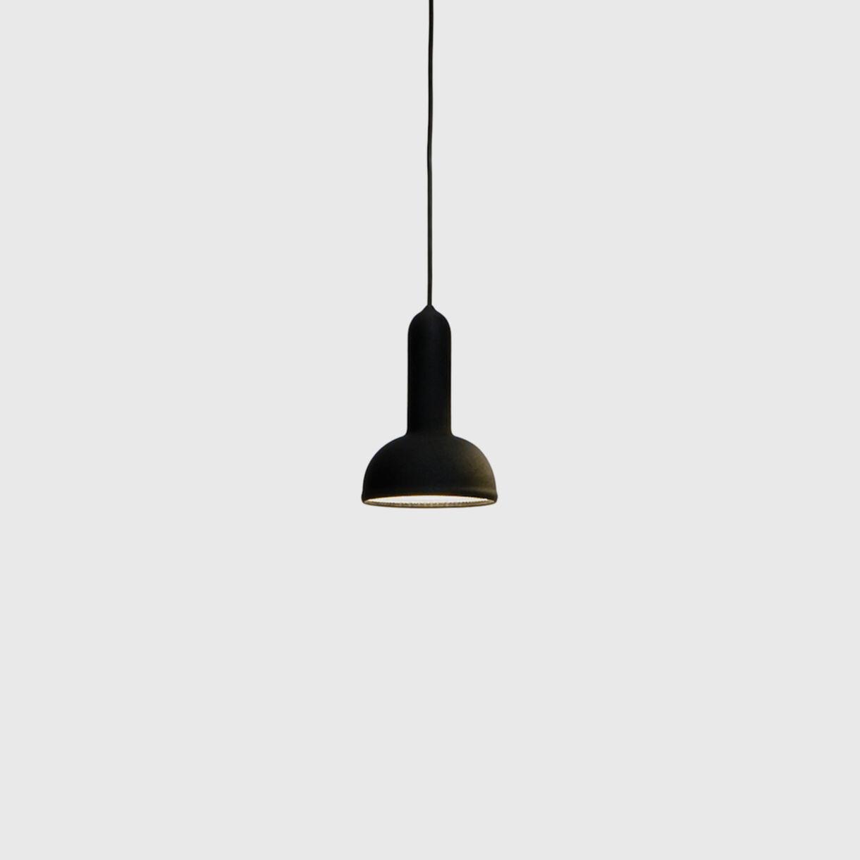 Torch Light, S2 Round, Black
