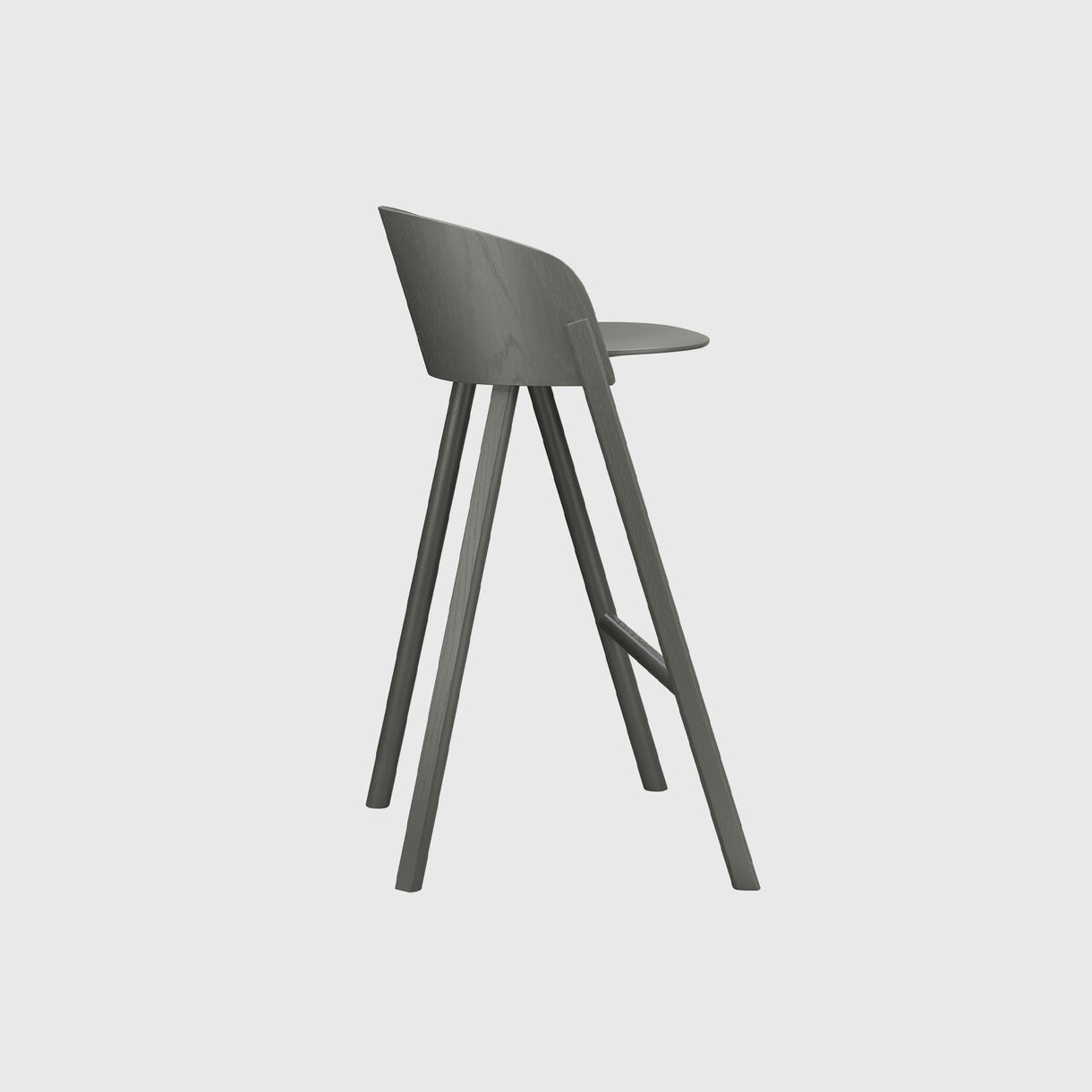 Other Stool, Umbra Grey