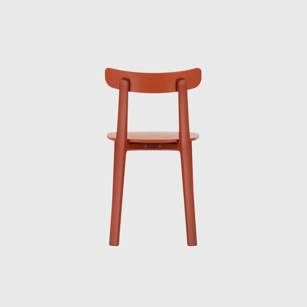 All Plastic Chair, Brick