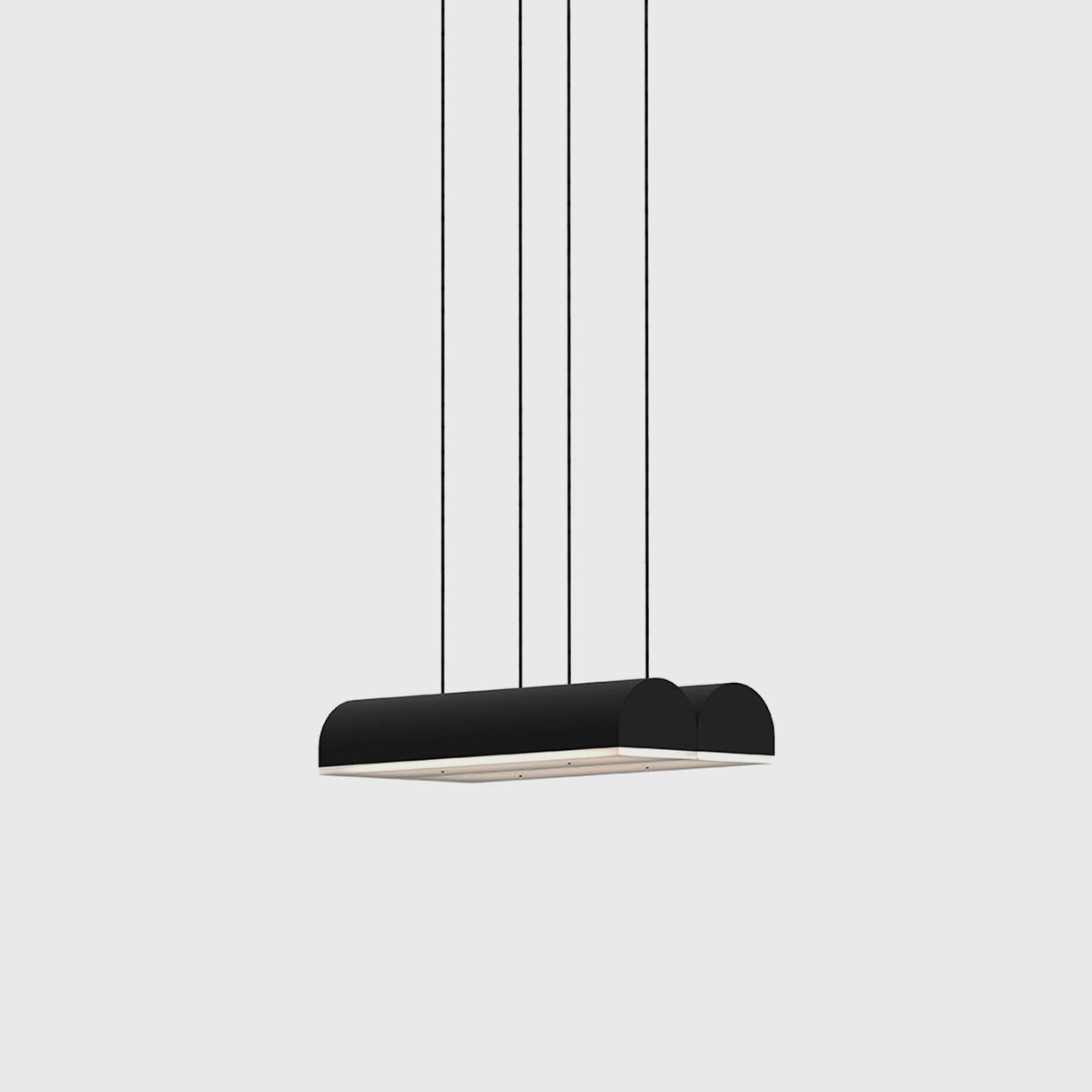 Hutchison 02 Pendant Lamp, Black