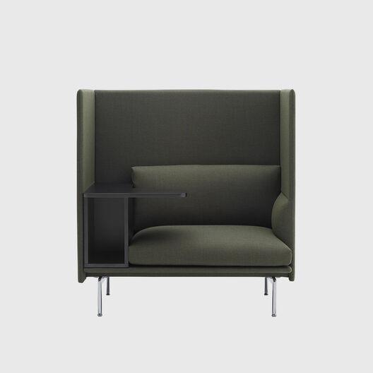 Outline Highback Work Sofa