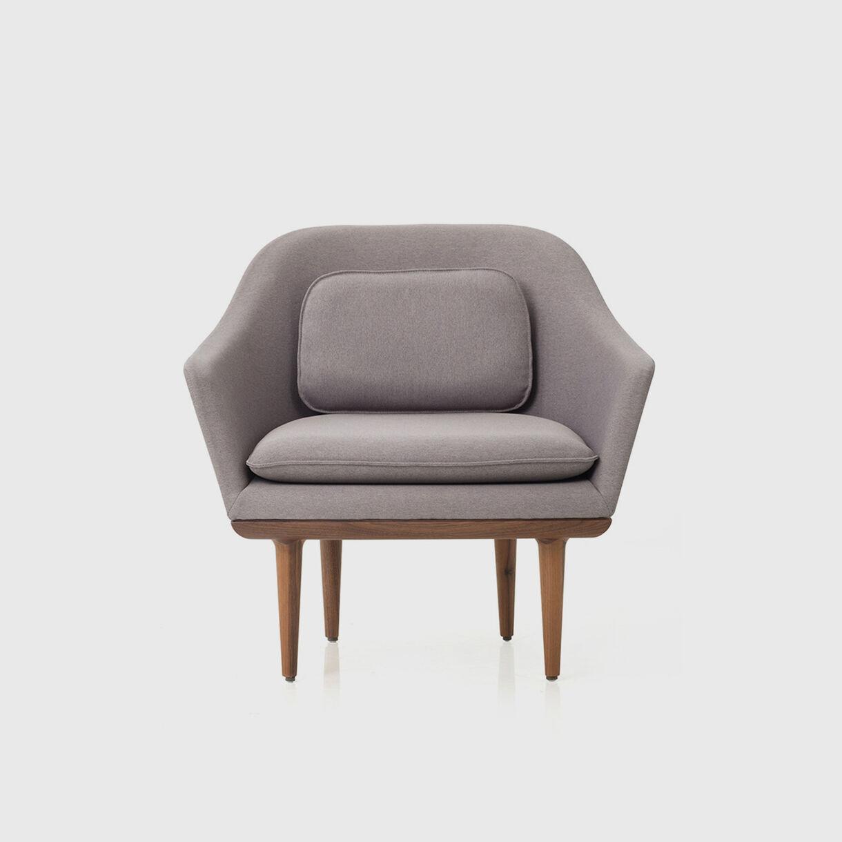 Lunar Lounge Chair, Large