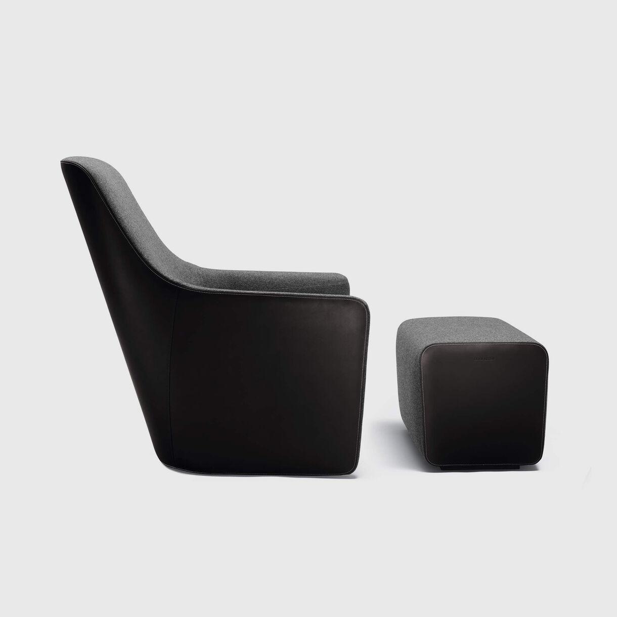 Foster 520 High Back Armchair
