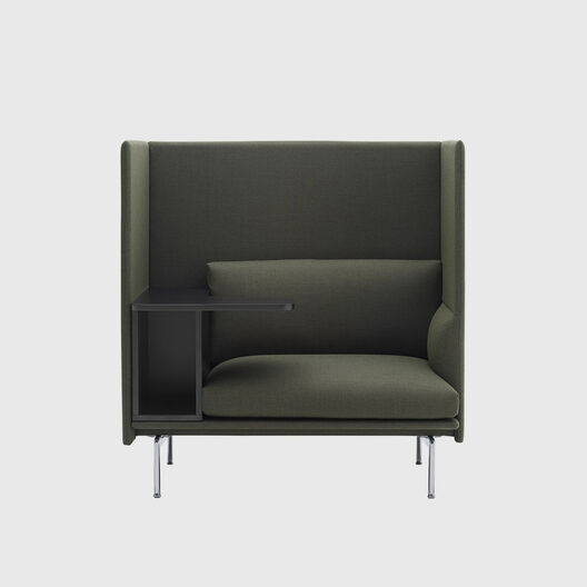 Outline Highback Work Sofa