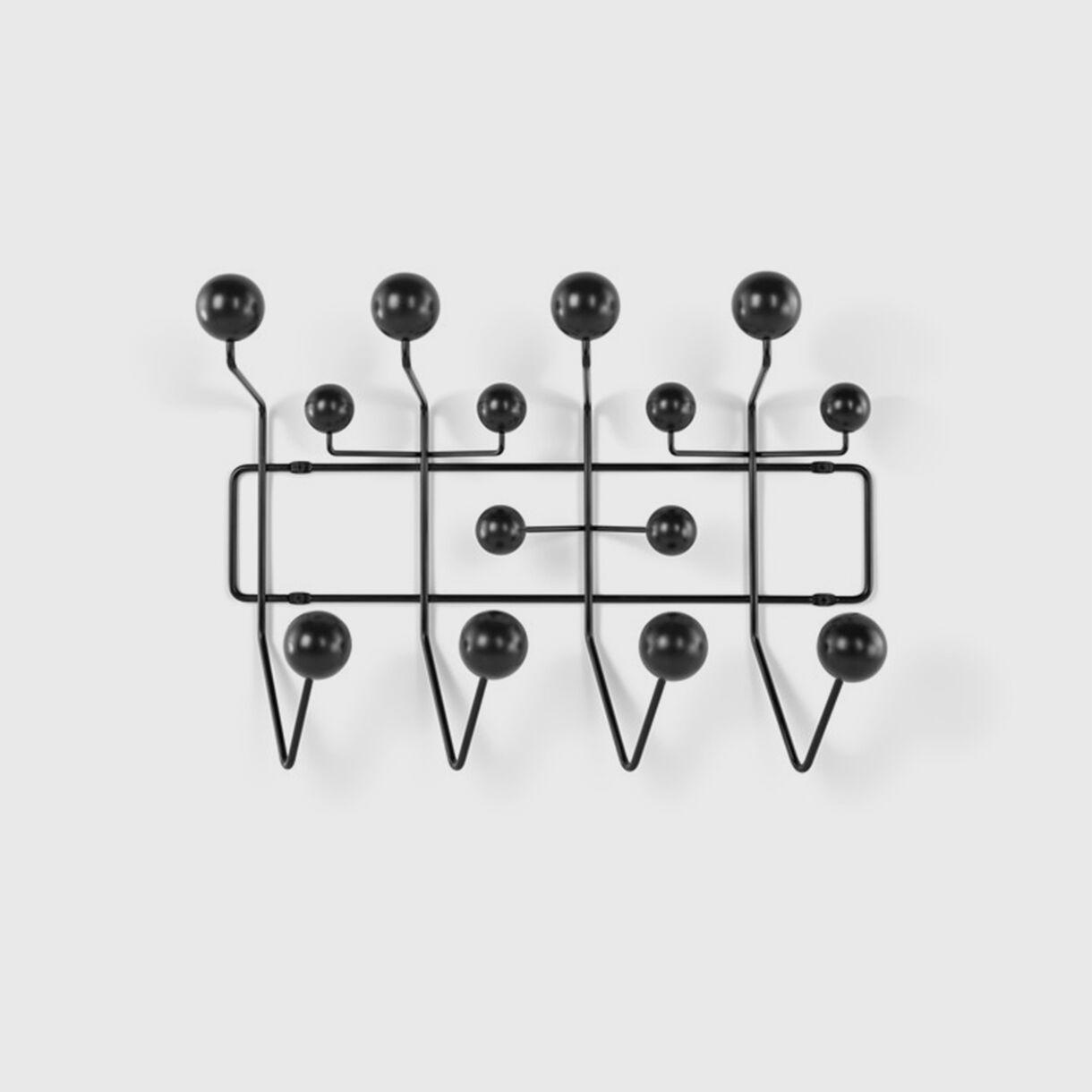Eames Hang-It-All, Black