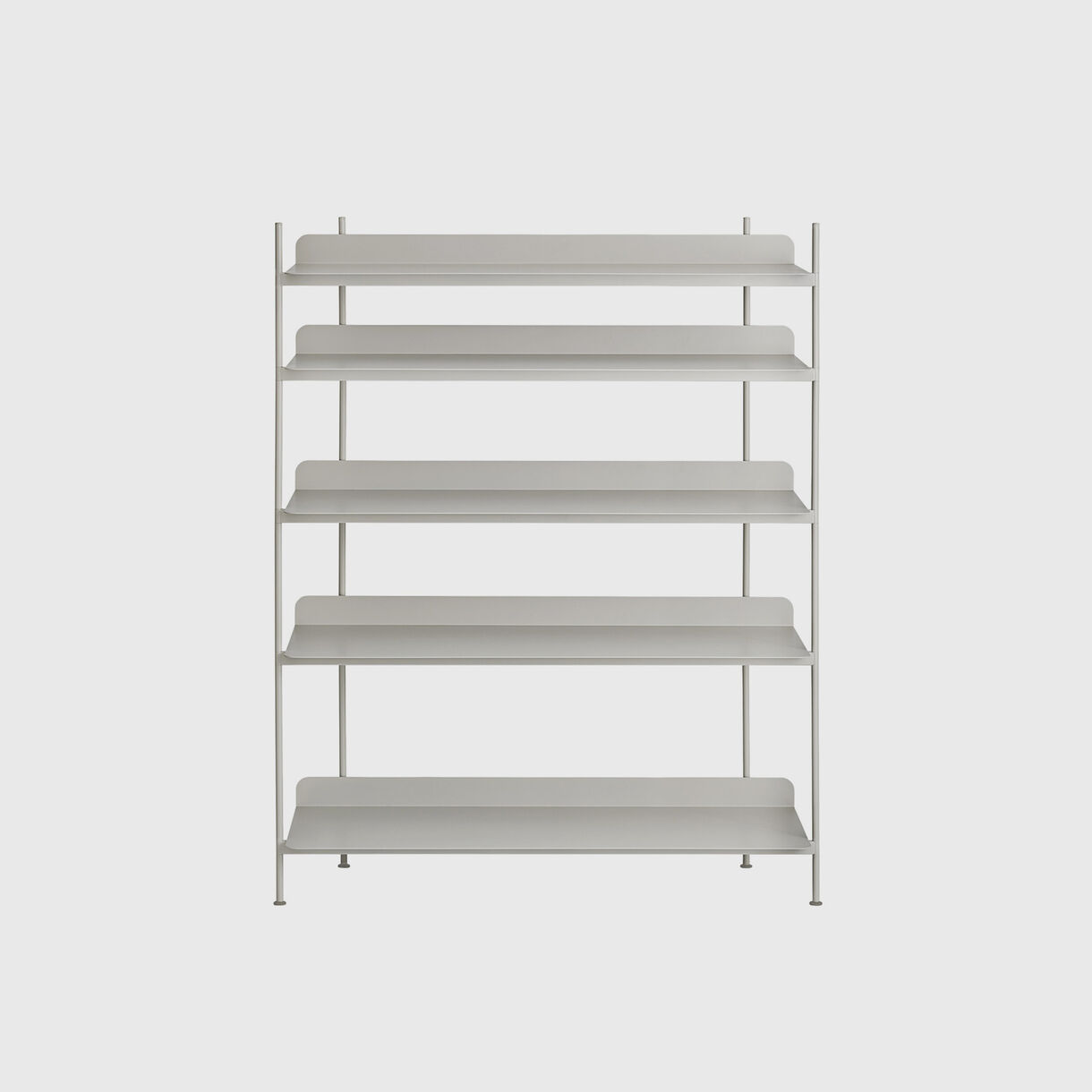 Compile Shelving System, Configuration 3