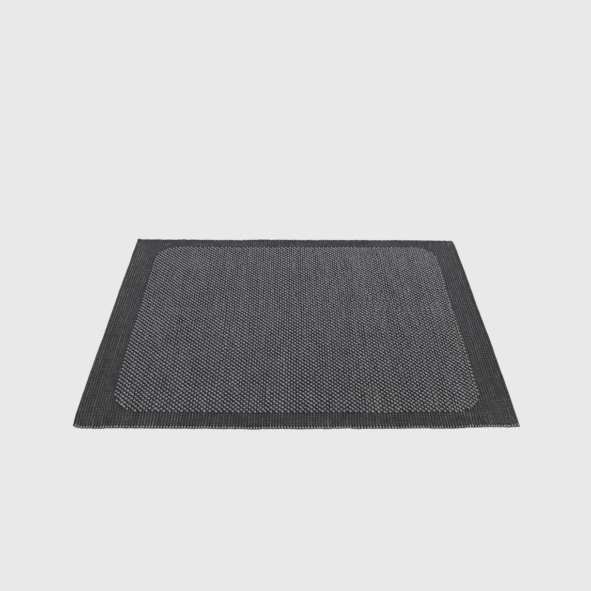 Pebble Rug, 1700x 2400, Dark Grey
