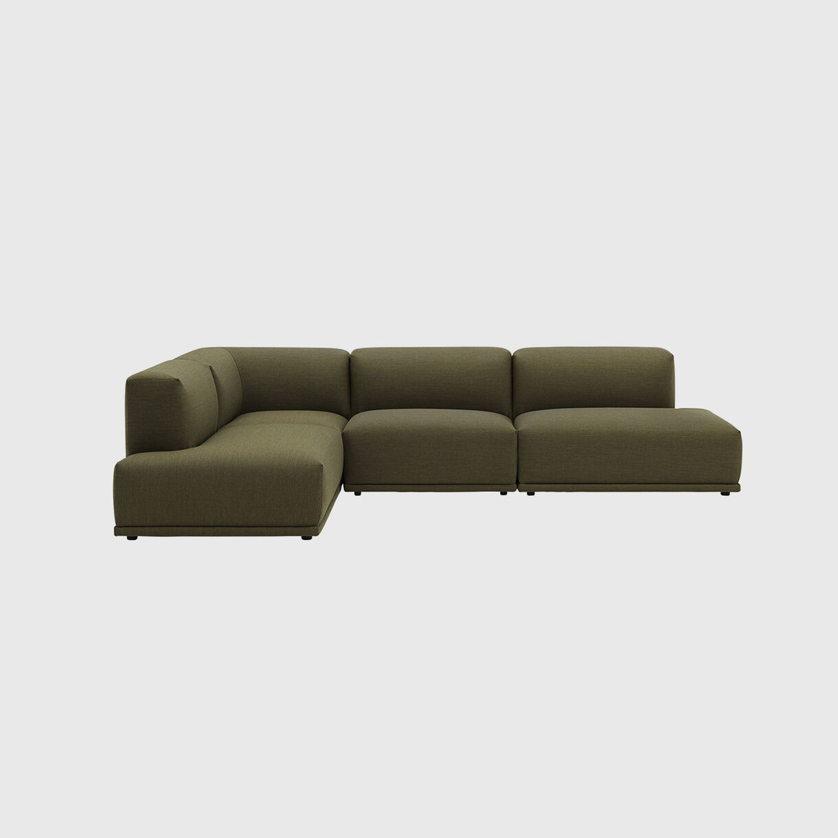 Connect Modular Corner Sofa, Canvas 964