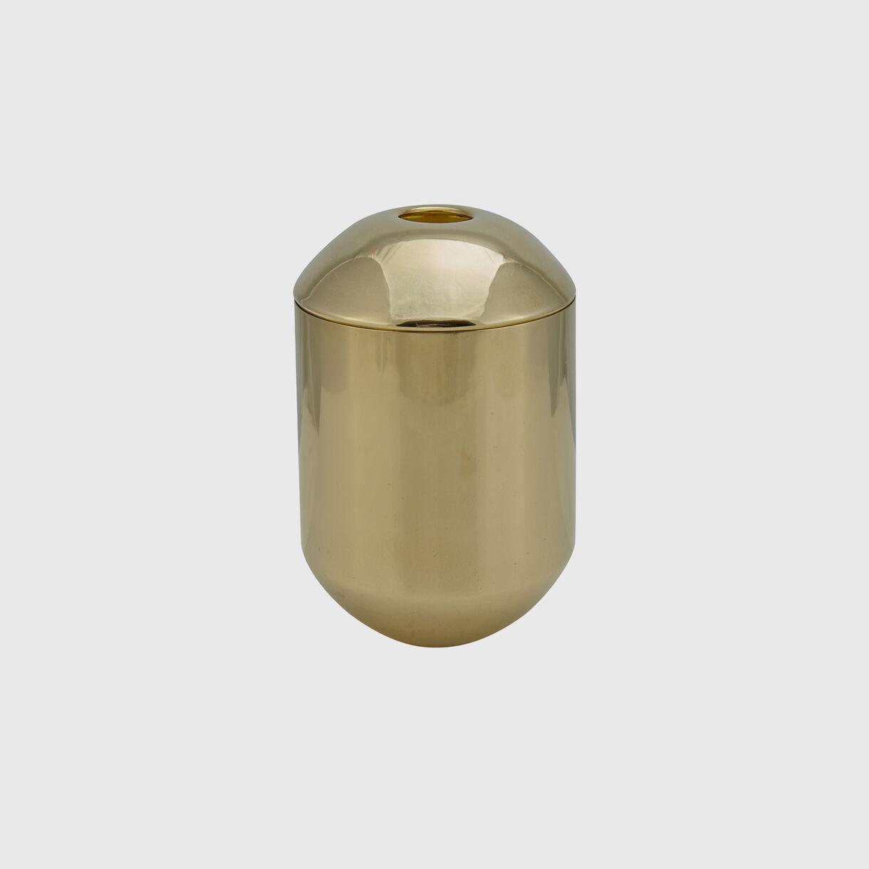 Form Caddy, Brass