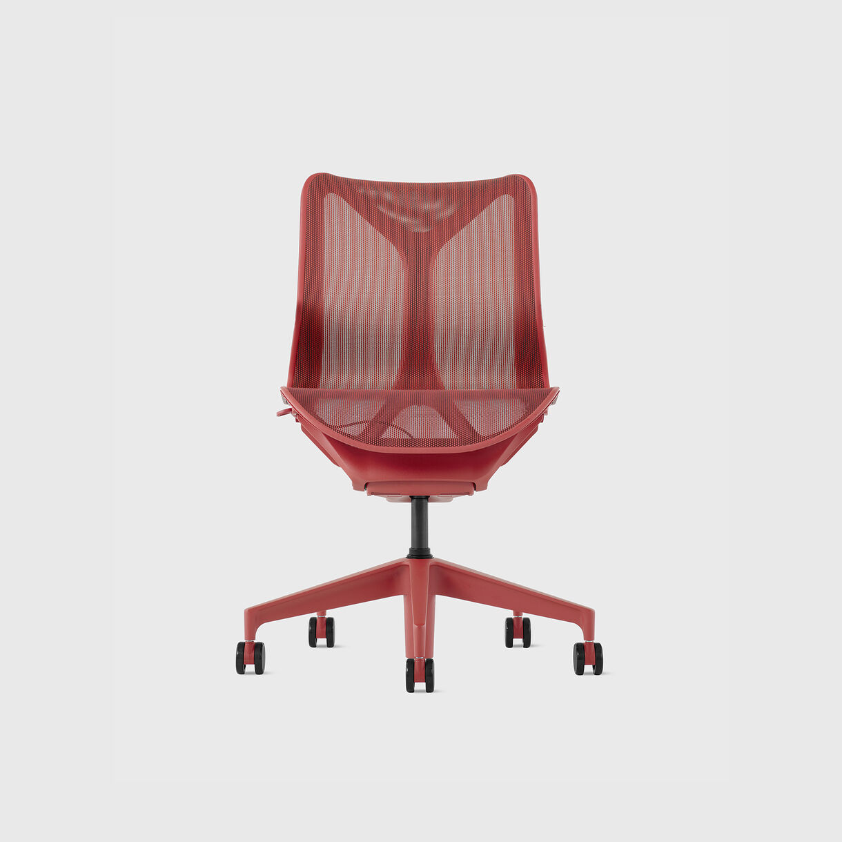 Cosm Chair, Canyon - Low Back - No Arms