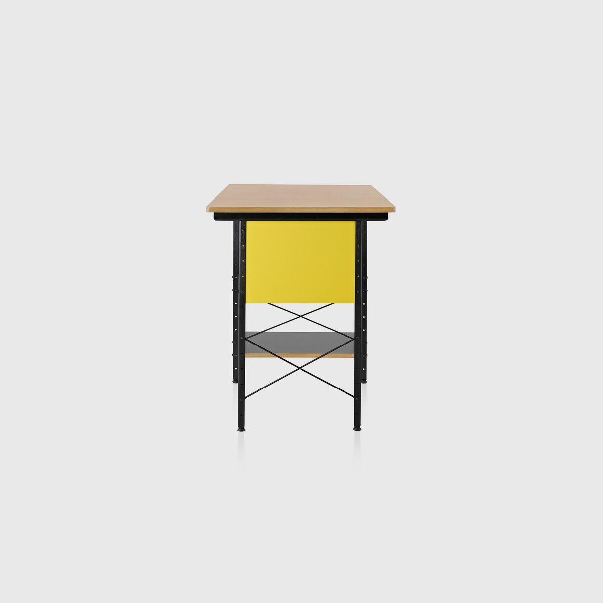 Eames Desk Unit, Open Storage