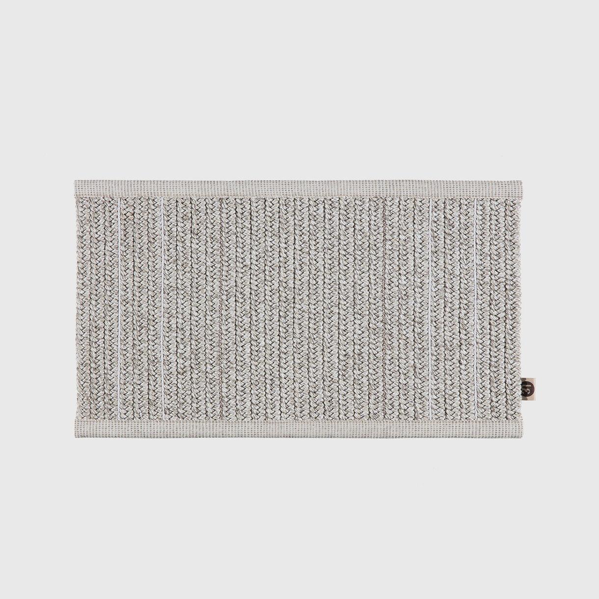 Patio Rug, White Dew - Sample