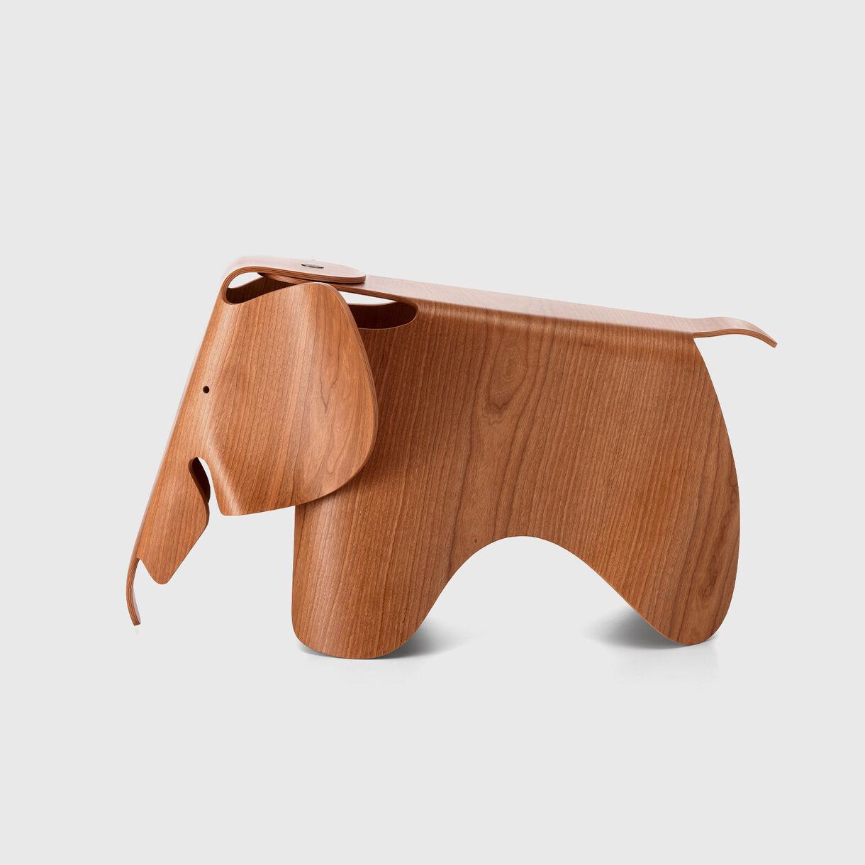 Eames Elephant, Plywood, Side