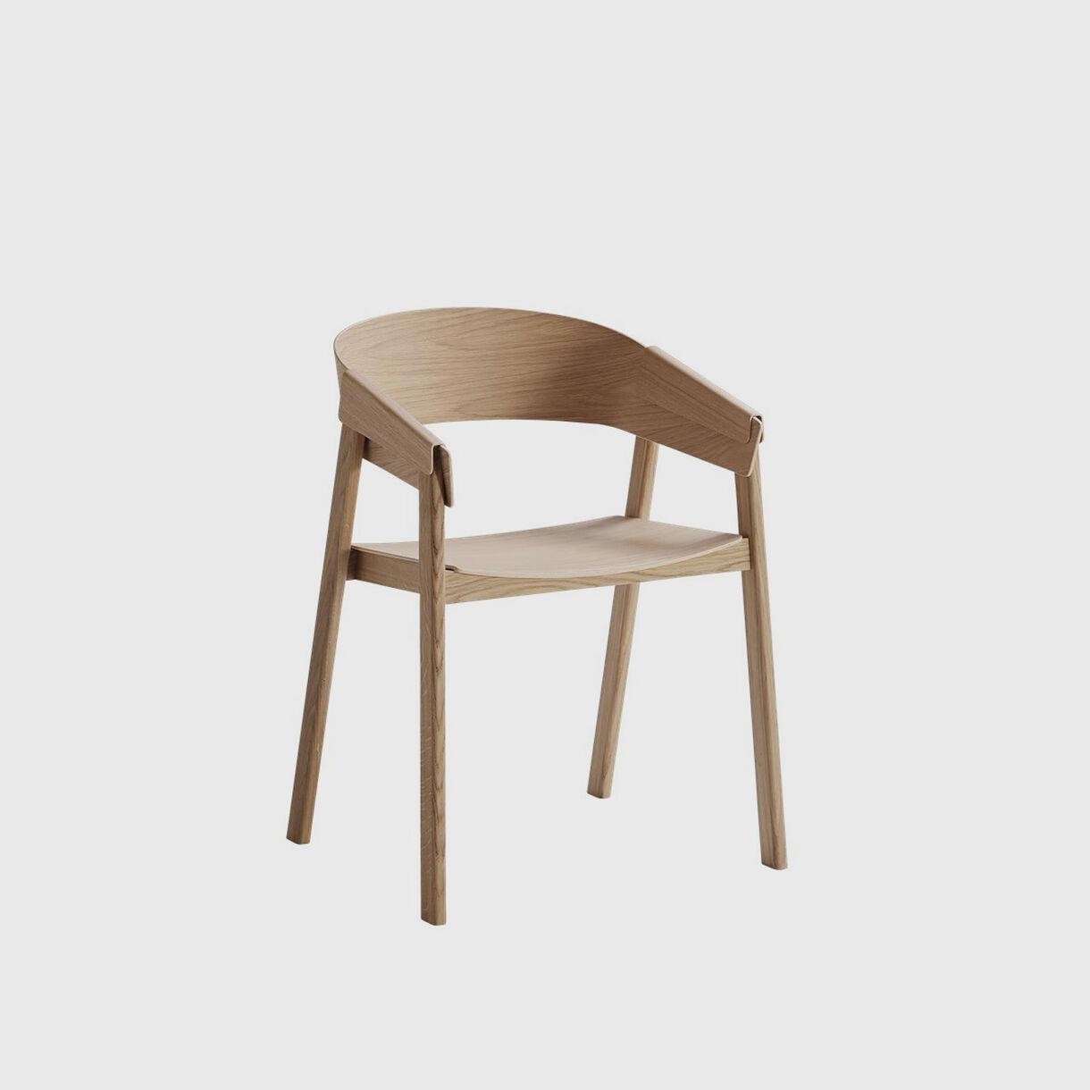 Cover Chair, Oak