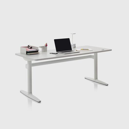 Atlas Single Freestanding Desk