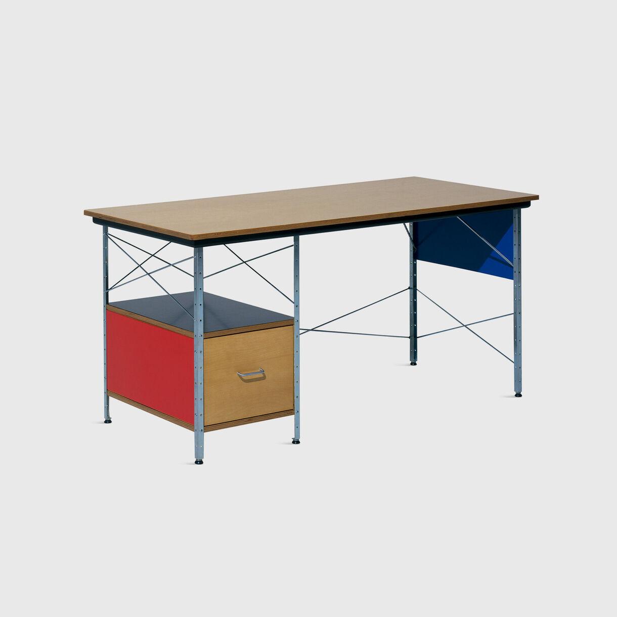 Eames Desk Unit, LH File Storage Drawer