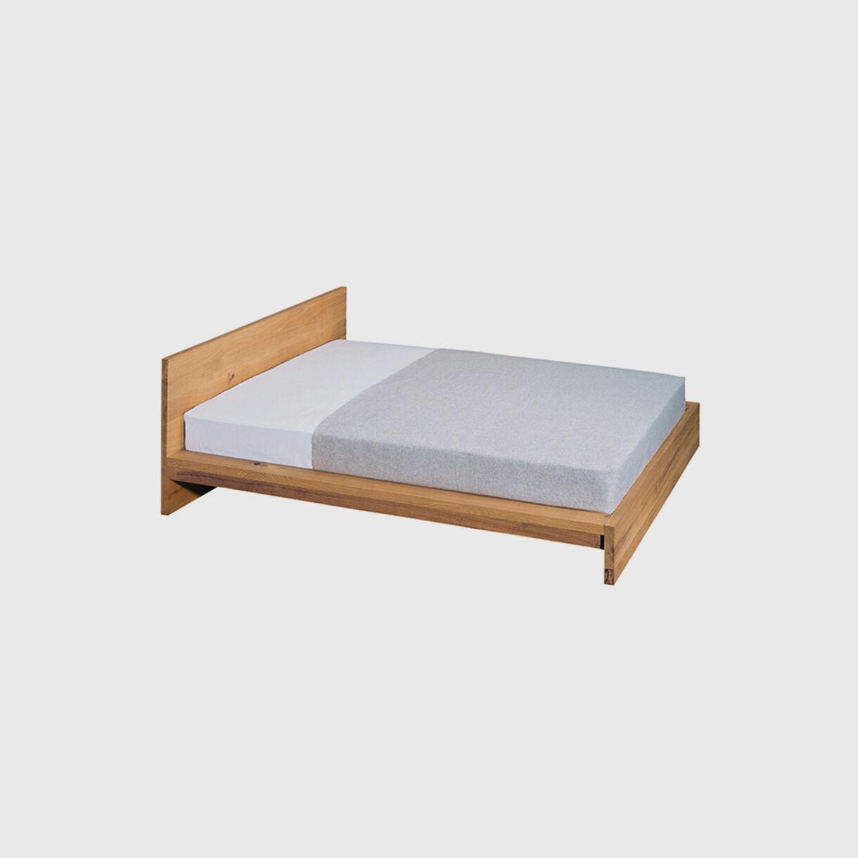Mo Bed, Oak