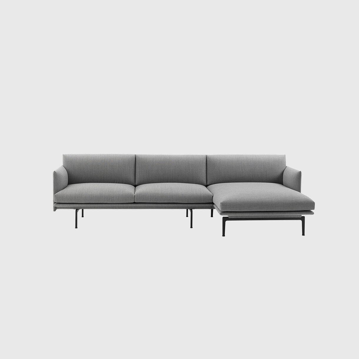 Outline Chaise Sofa, Right, Vancouver 14