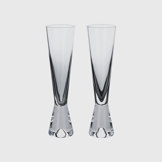 Tank Champagne Glasses