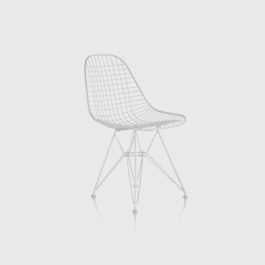 Eames® Wire Outdoor Chair, Wire Base
